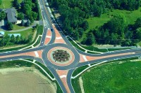 Hard-Co Road Roundabout Construction
